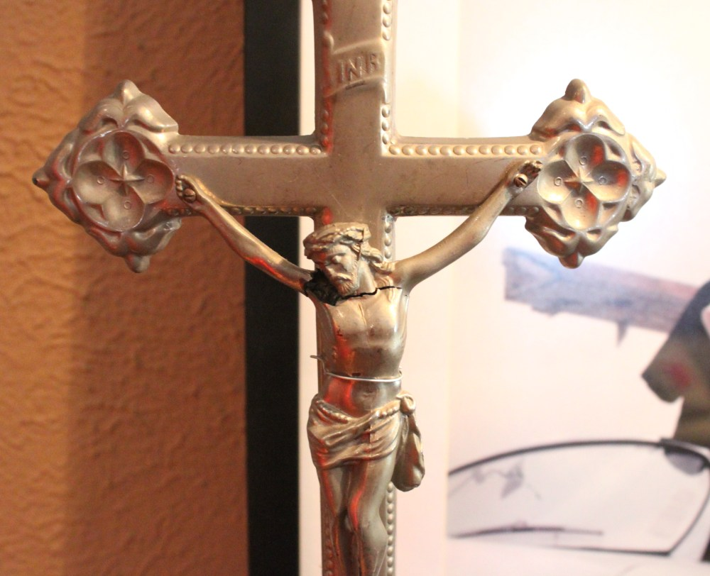 Close Up of Crucifix