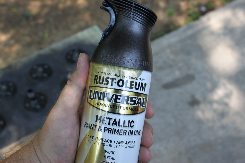 Rust-O-Leum Hammered Bronze Spray Paint