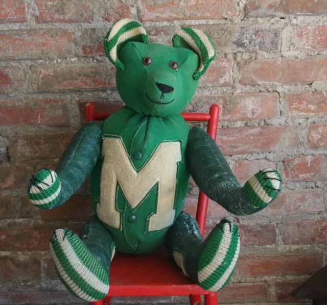 Sternsy Bears Letterman