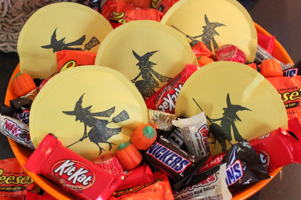 Candy and Witch Treats