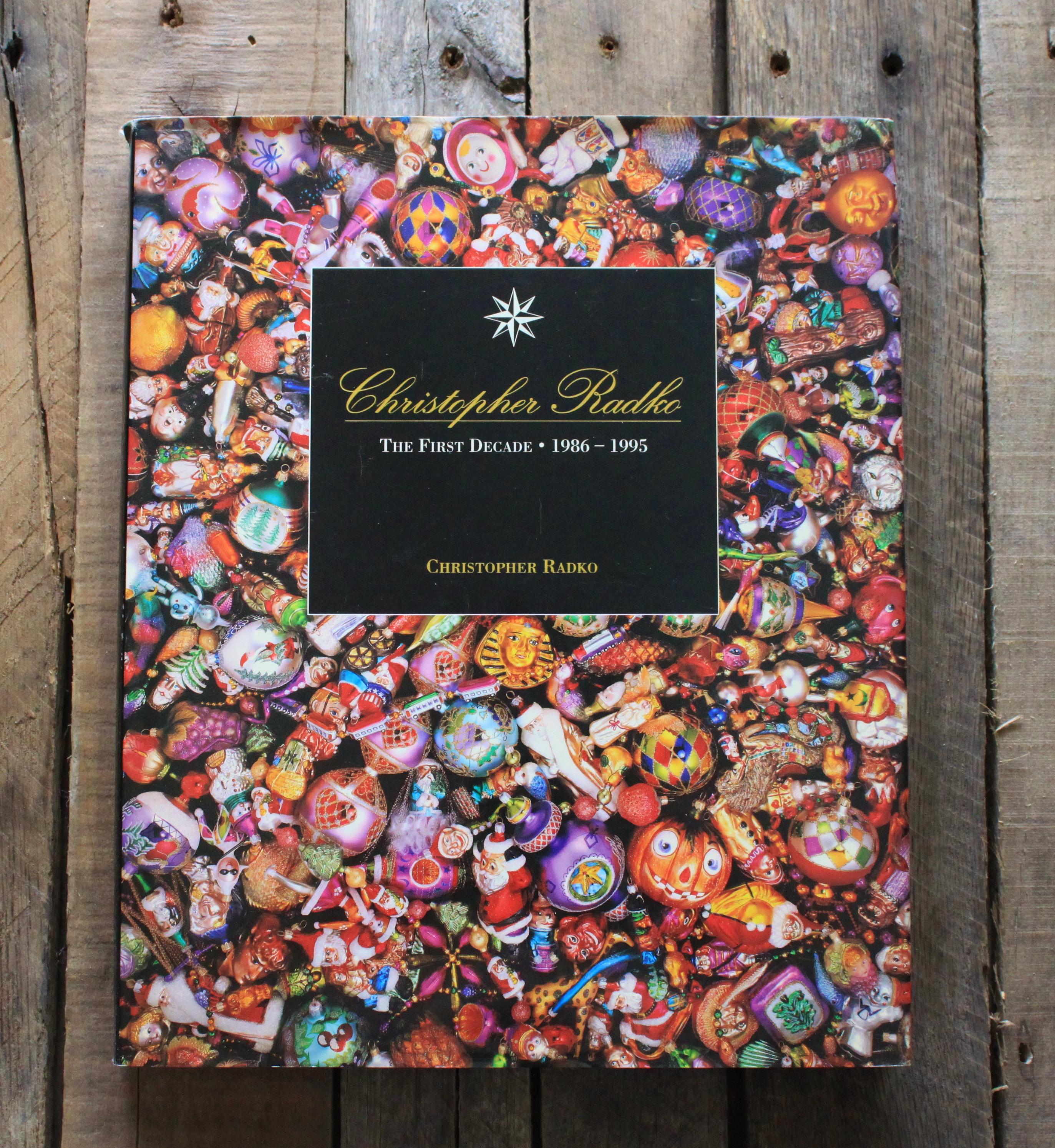 Christopher Radko Ornaments The Cavender Diary