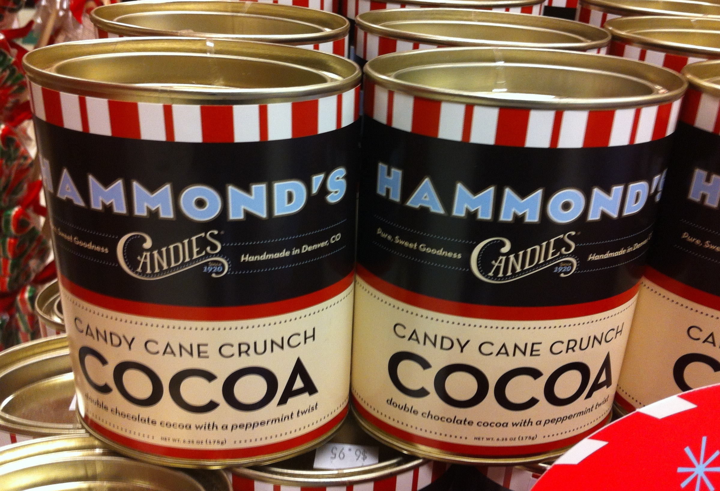 Hammond's Candy   THE CAVENDER DIARY