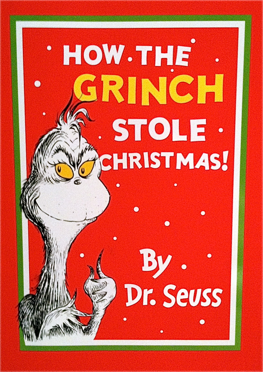 dr seuss how the grinch stole The grinch hated christmas the whole christmas season now, please don't ask why no one quite knows the reason dr seuss's small-hearted grinch ranks right up there with scrooge when it comes to the crankiest, scowling holiday grumps of all time for 53 years, the grinch has lived in a cave on .
