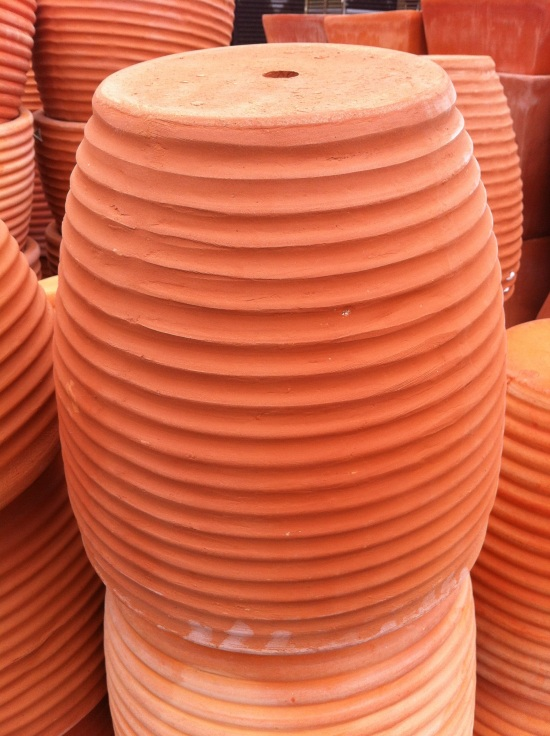 Terracotta Ringware Pot at the Home Depot