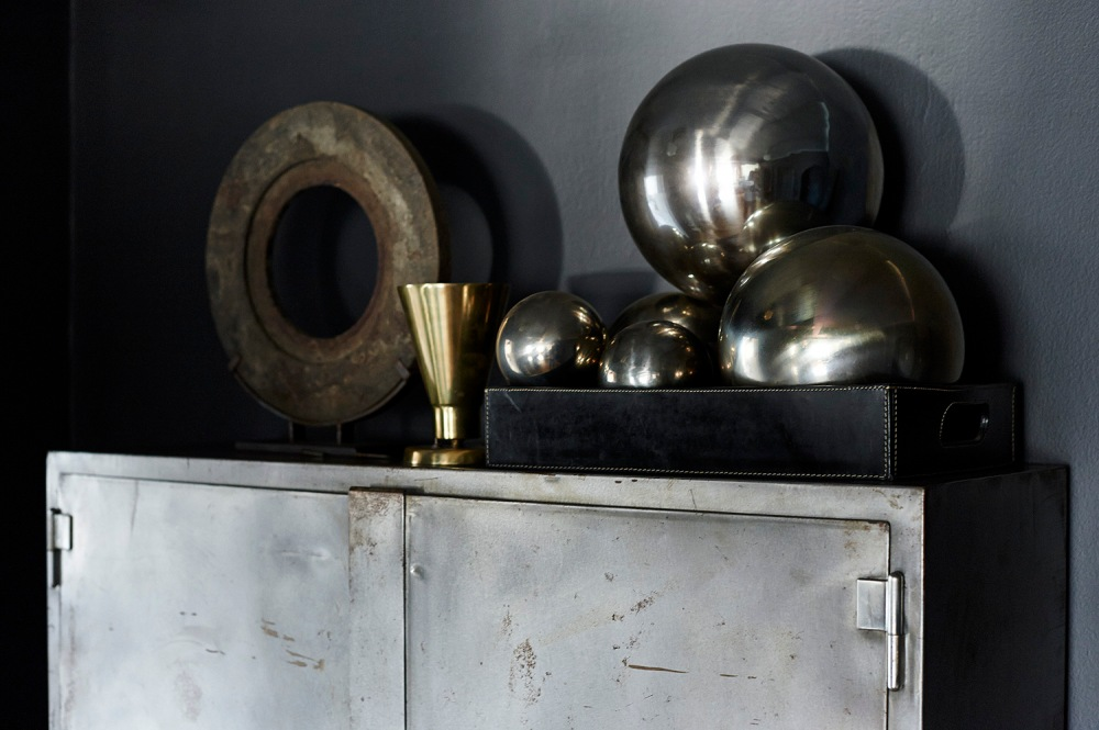 Nick Wooster New York Home Story for Bang & Olufsen Magazine