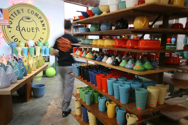 Bauer Pottery Company Store