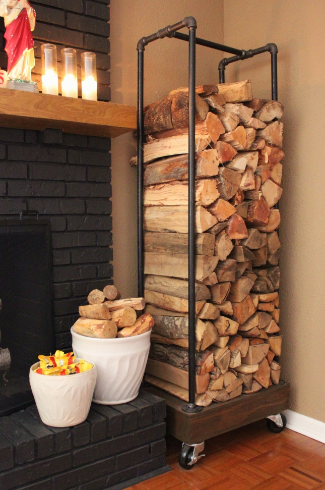 ... +Your+Own+Firewood+Rack+Plans Tag Archives: diy firewood rack plans