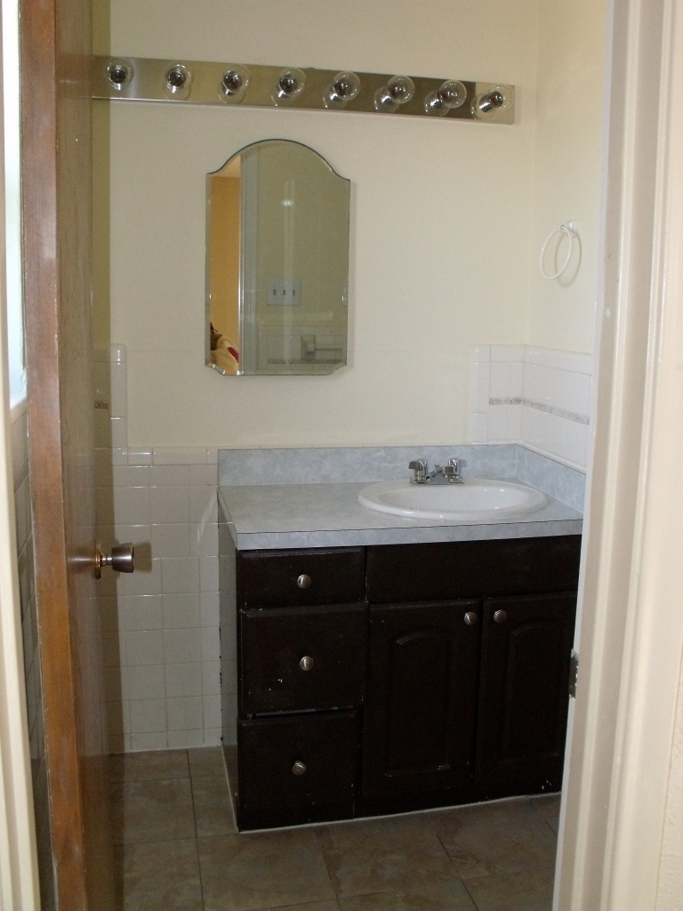 Cavender House Master Bathroom