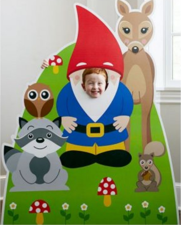 Gnome Cut Out