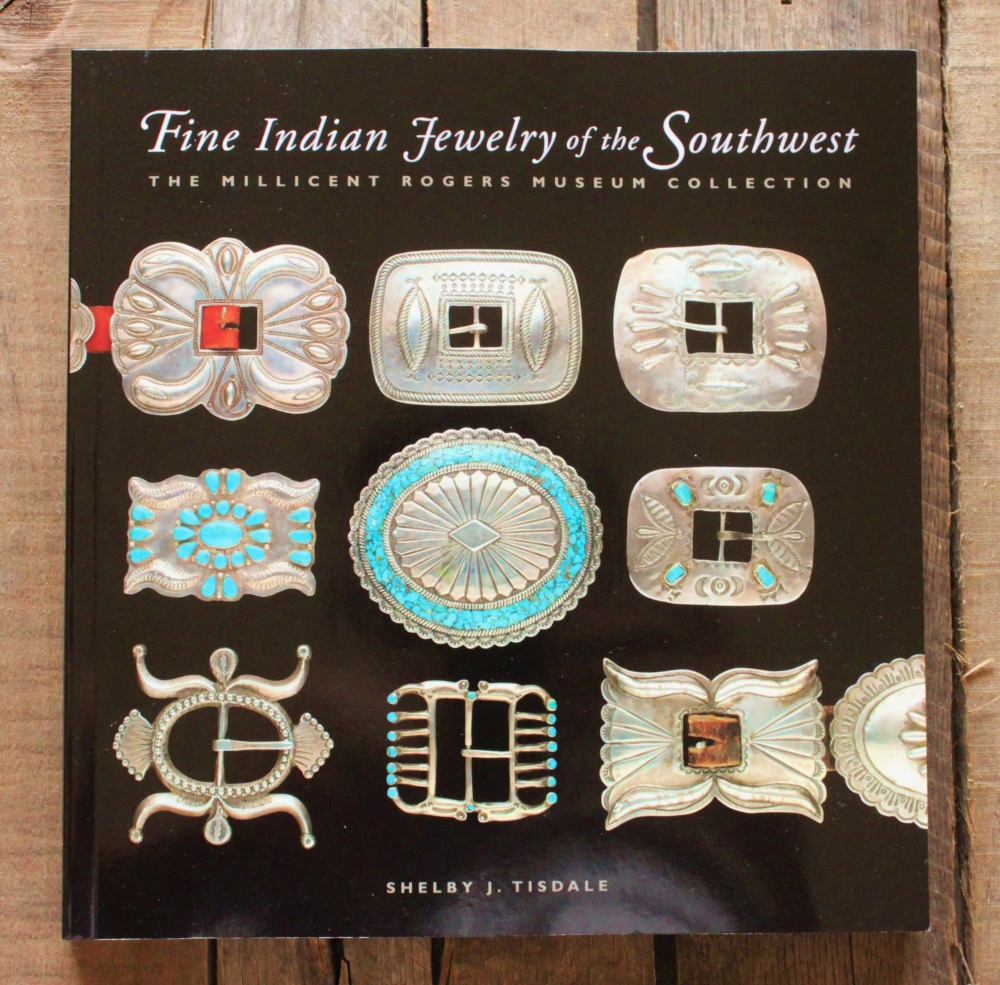 Fine Jewelery of the Southwest the Millicent Rogers Collection