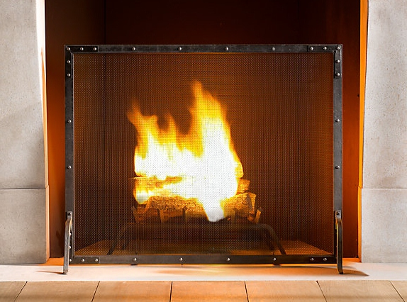 A Fire Screen Is Just A Fire Screen The Cavender Diary