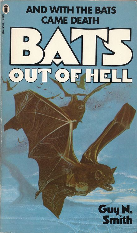 Bats Out of Hell Pulp Novel