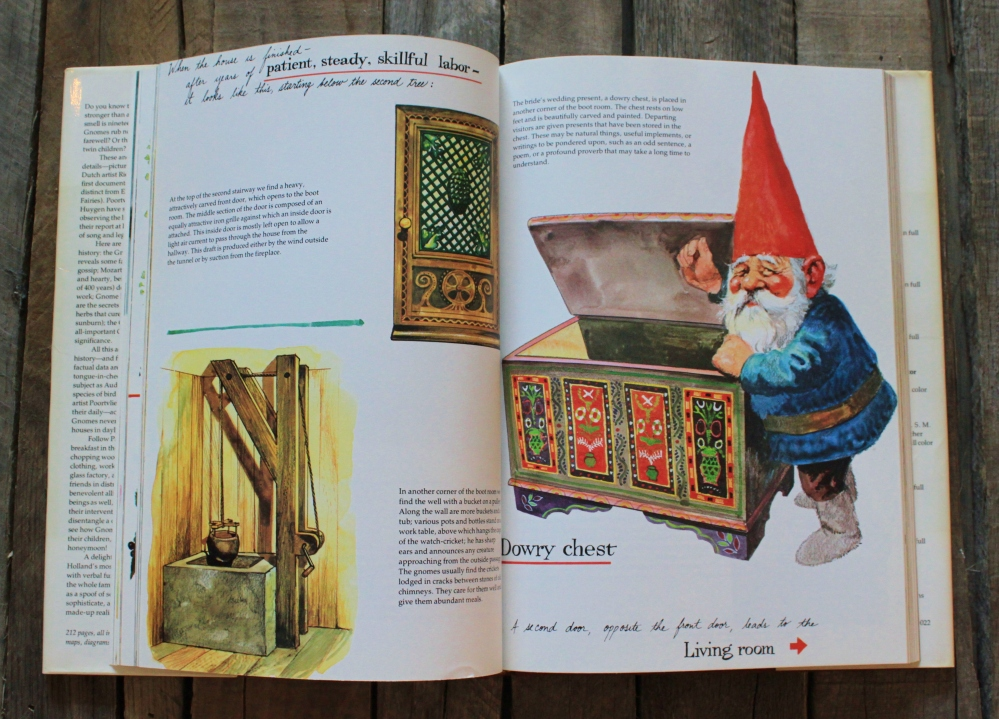 Details of a Typical Gnome House
