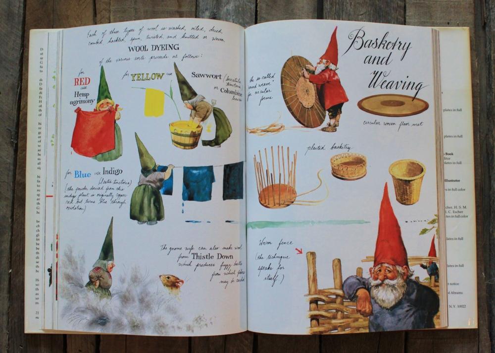 Illustration of Typical Gnome Craftsmanship