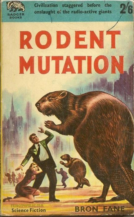 Rodent Mutation Pulp Novel