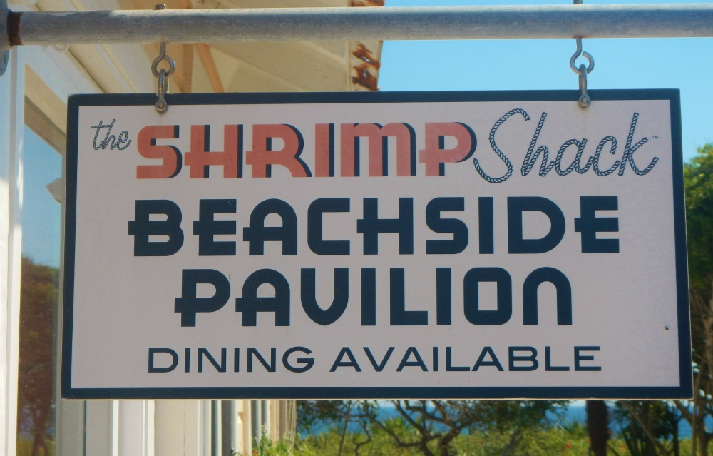The Shrimp Shack Beachside Pavilion in Seaside