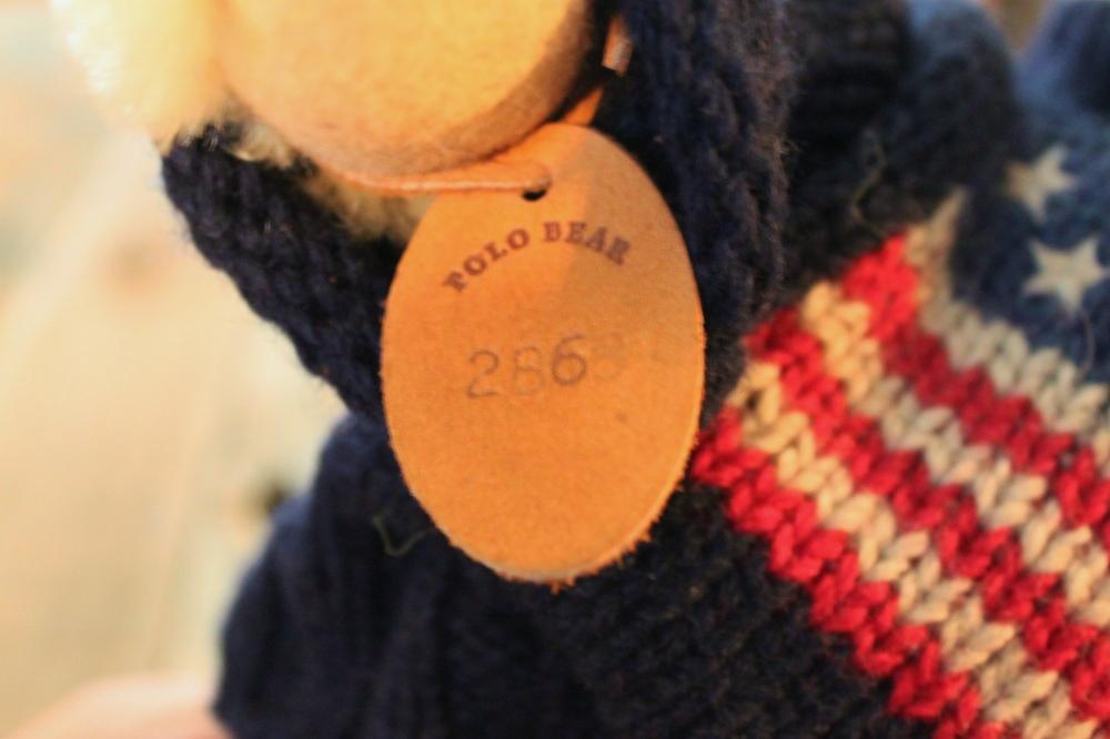 Leather Wrist Tag Number 256