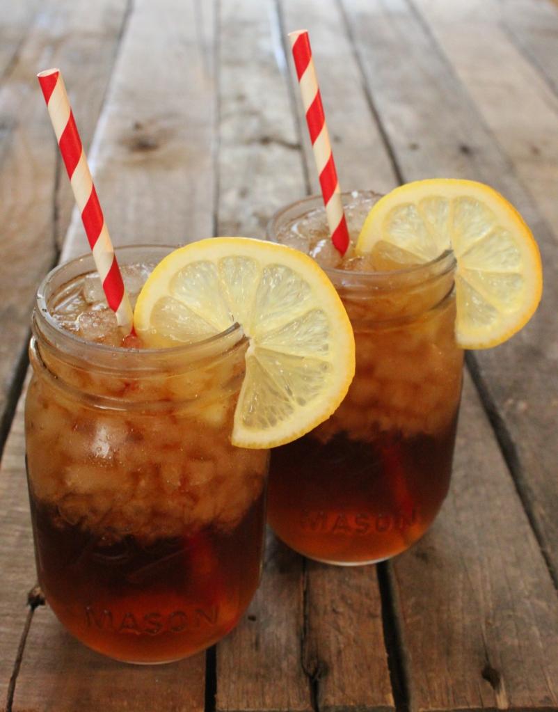 Spiked Texas Iced Tea