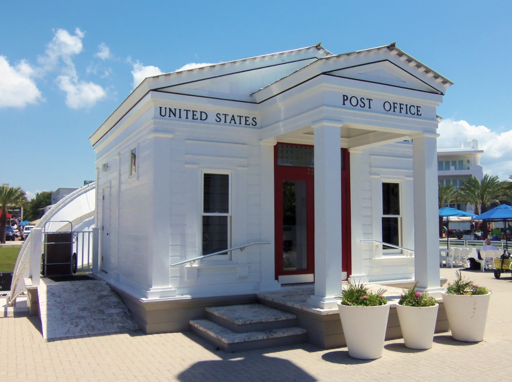 The Post Office in Seaside