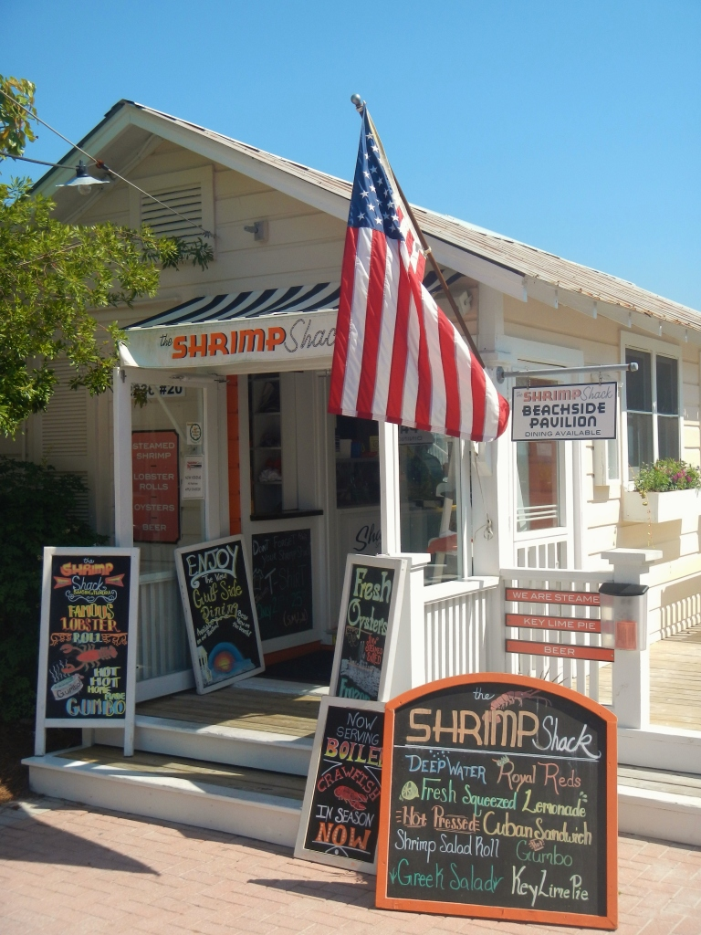 The Shrimp Shack in Seaside