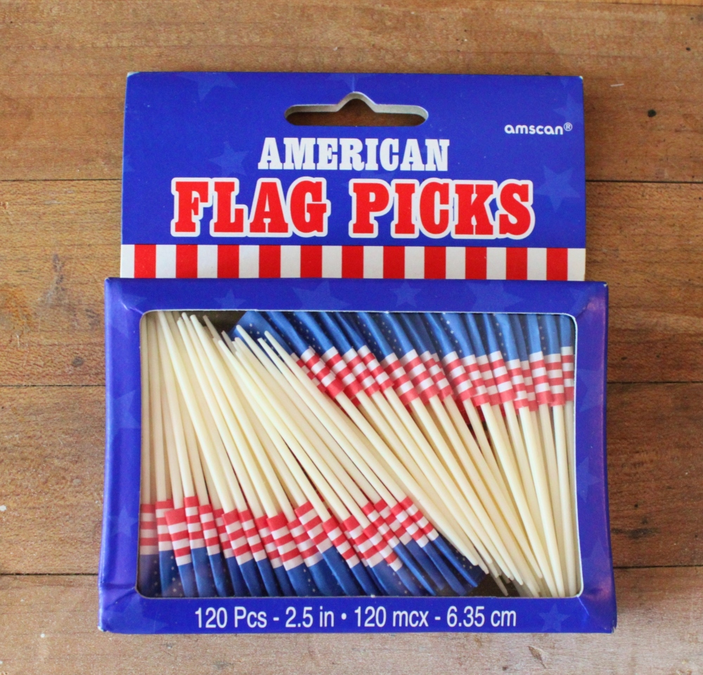 American Flag Picks from Amazon