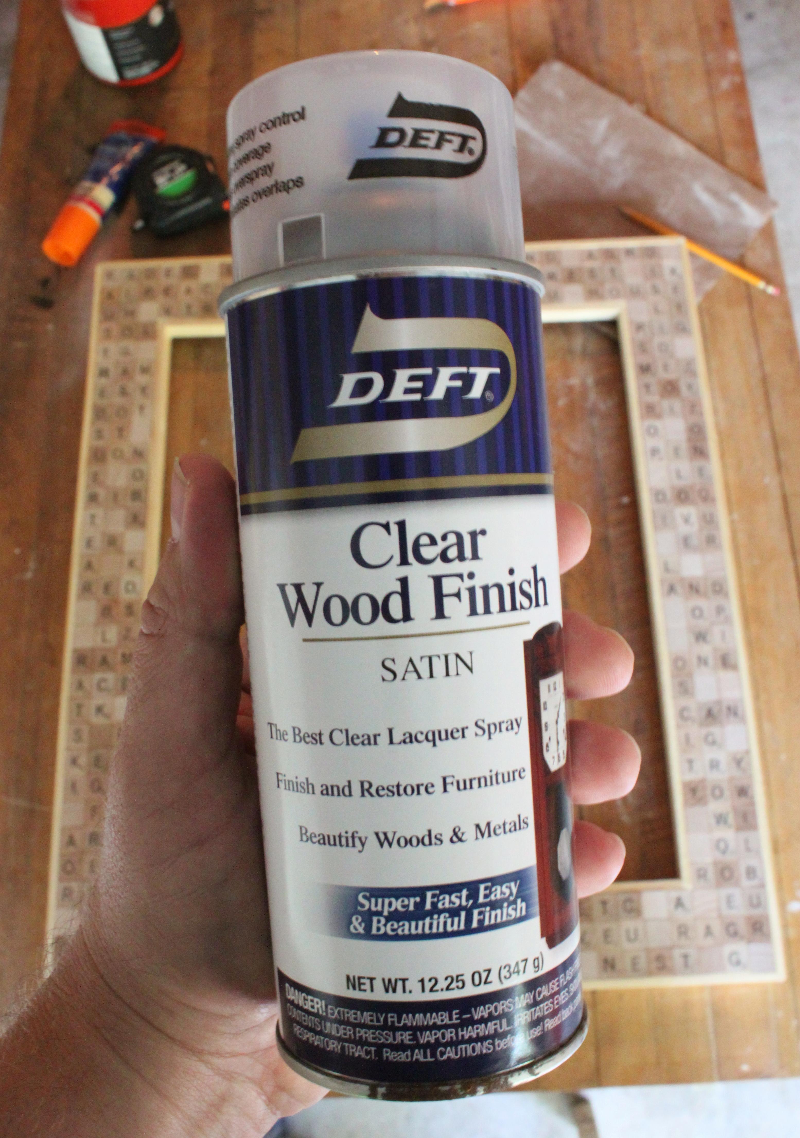 Build Deft Wood Stain DIY workshop miscellaneous plans | eager41kvm