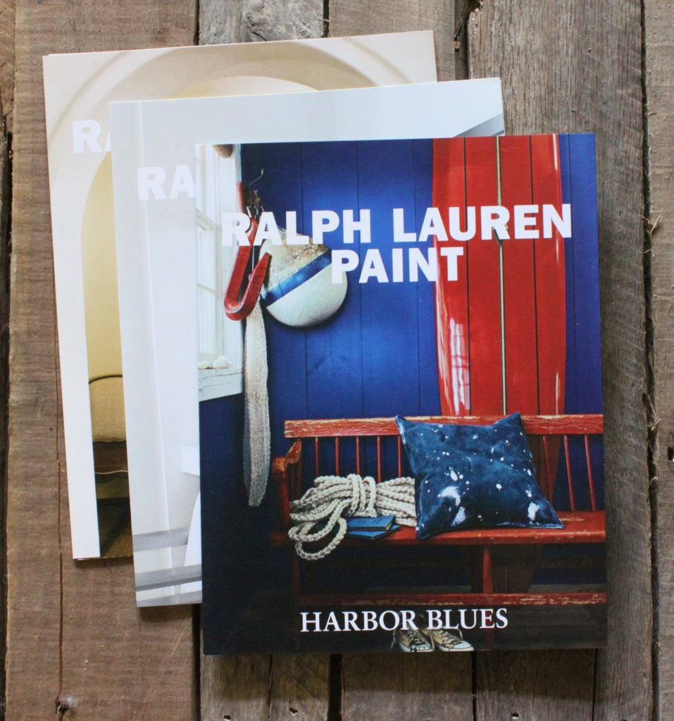 Ralp Lauren Paint Lifestyles
