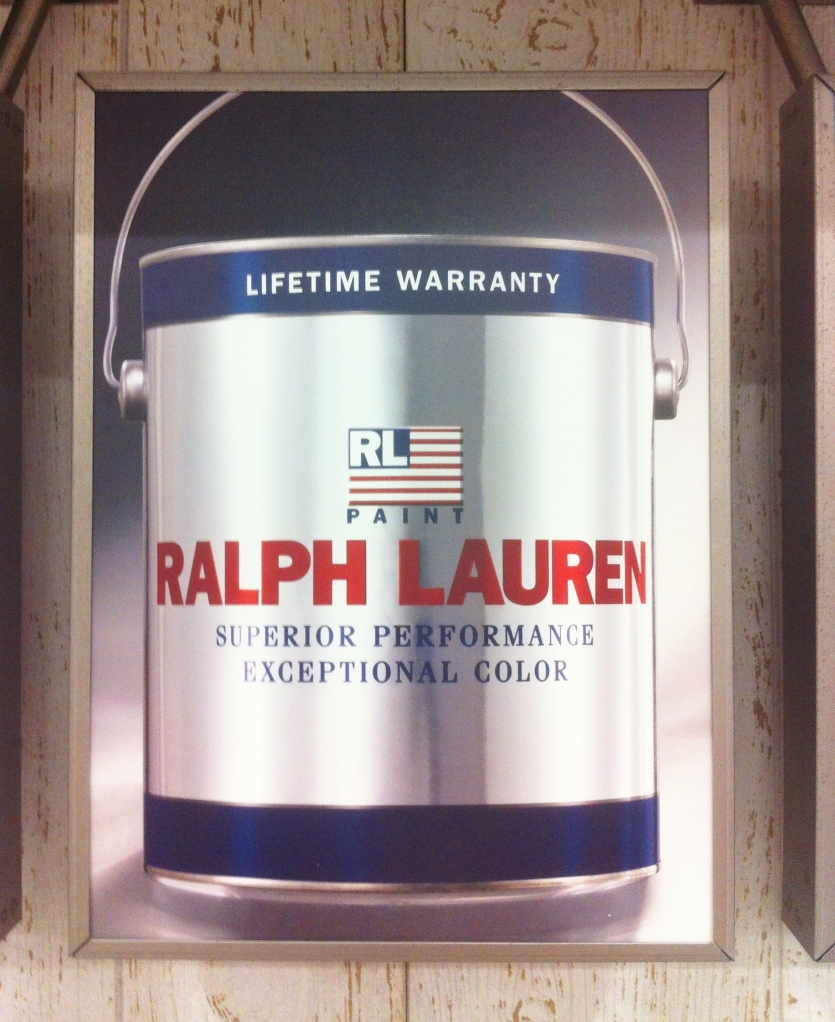 Ralph Lauren Paint Can