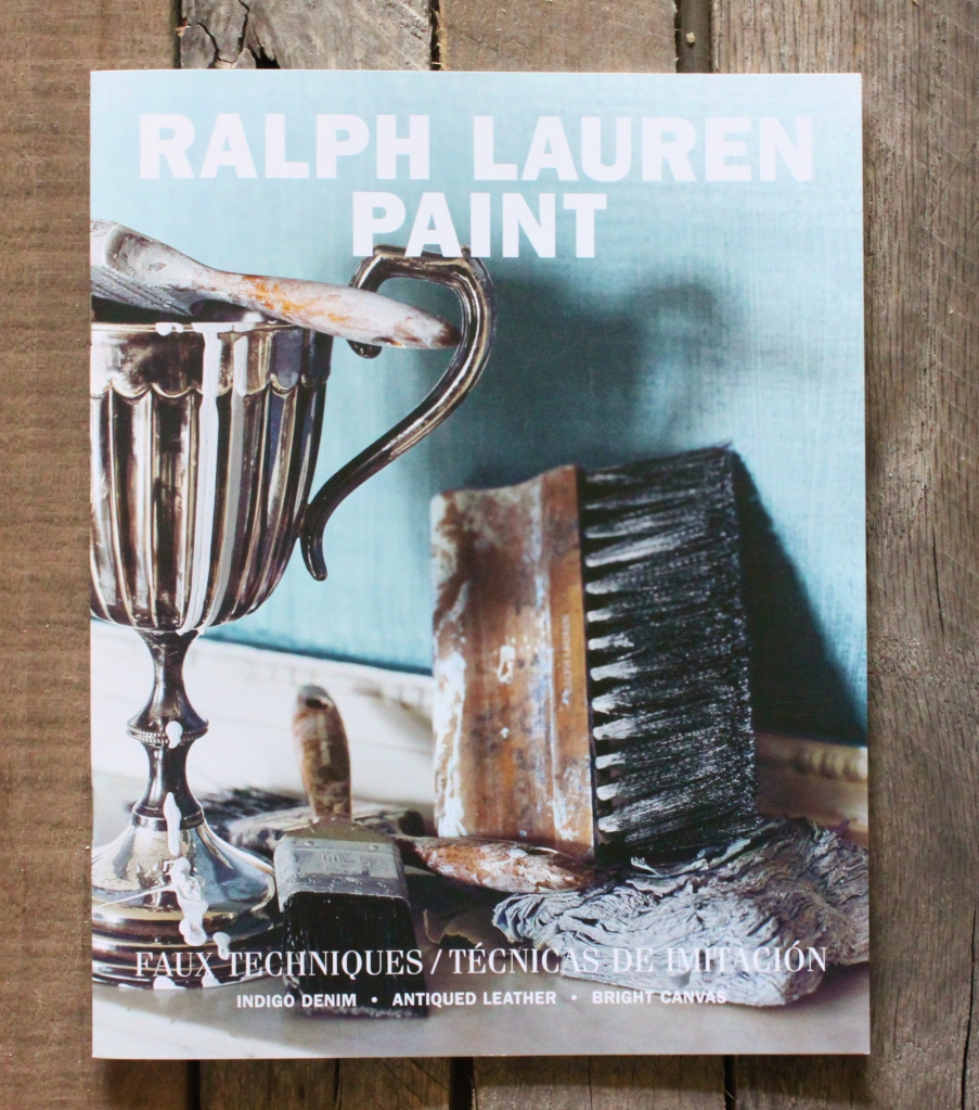 Ralph Lauren Paint Finishing Techniques