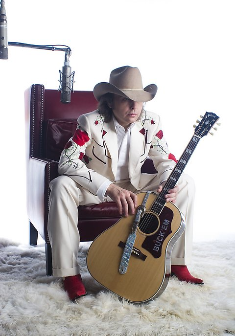 Dwight Yoakam in a Custon Nudie Cohn Suit