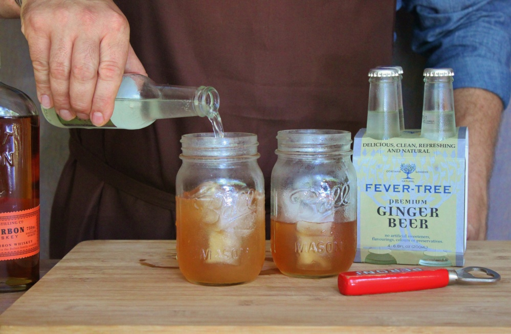Fill to the Top with Ginger Beer