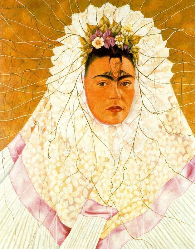 Frida Kahlo - Diego on my Mind