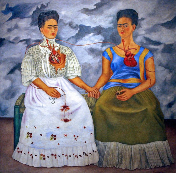 Frida Kahlo - Appearances Can Be Deceiving