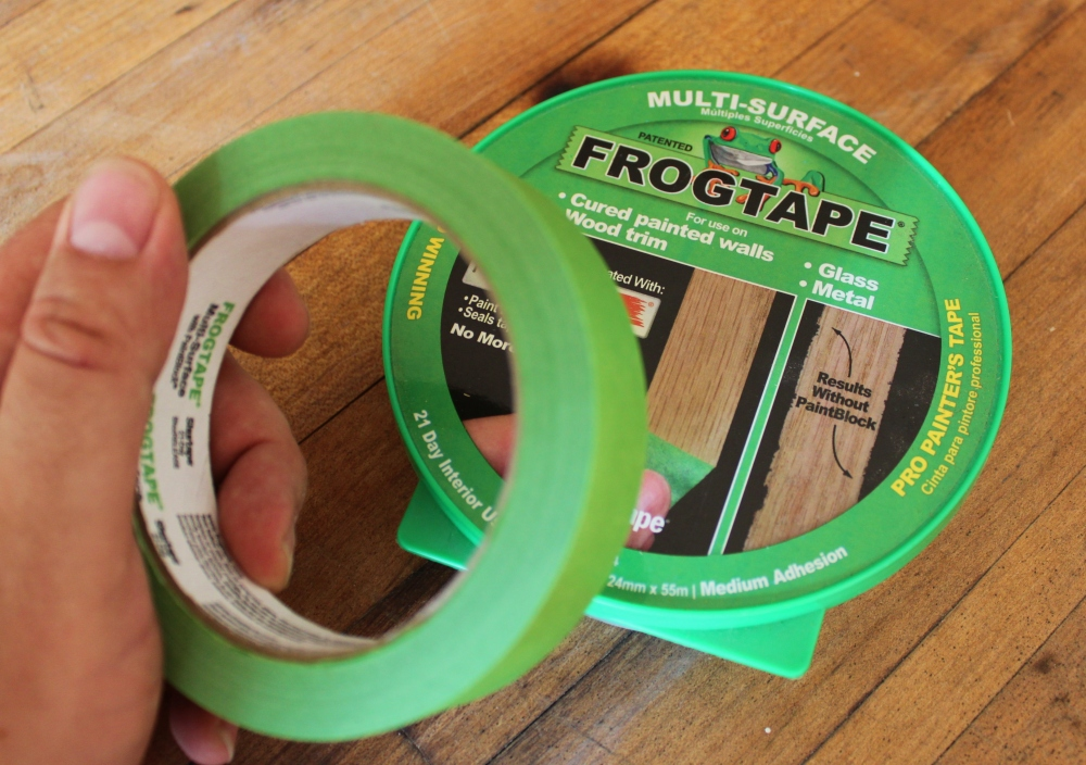 Green Frog Tape