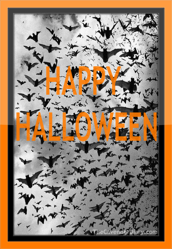 Happy Halloween from the Cavender Diary