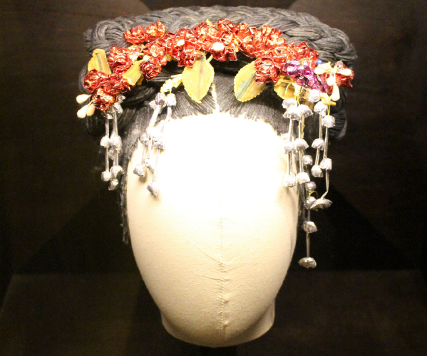 Headpiece Belonging to Frida Kahlo