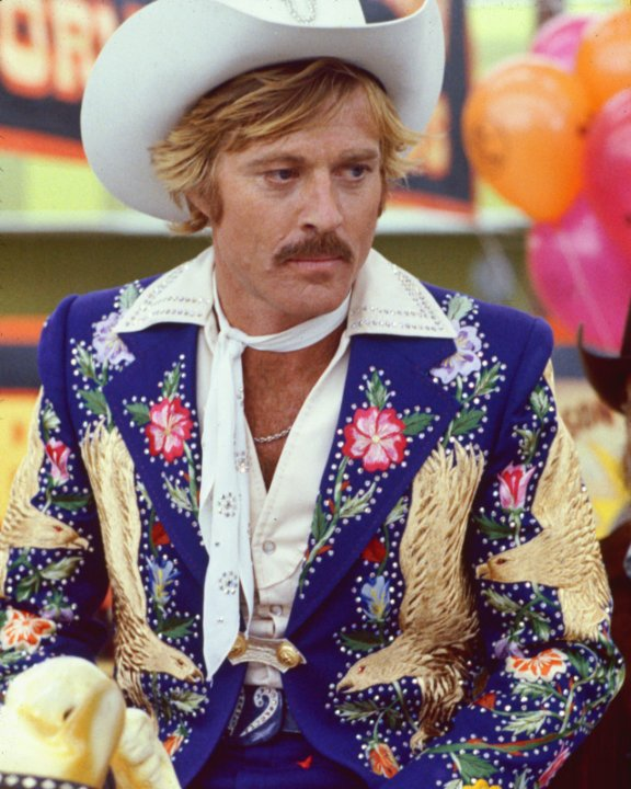 Robert Redford in the Electric Horseman