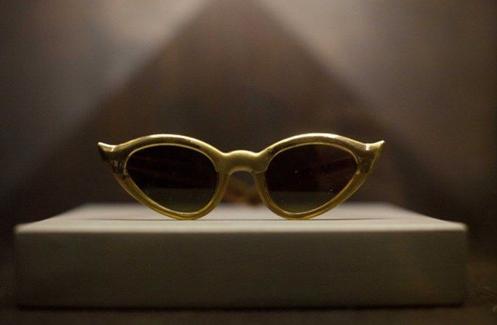 Sunglasses Belonging to Frida Kahlo
