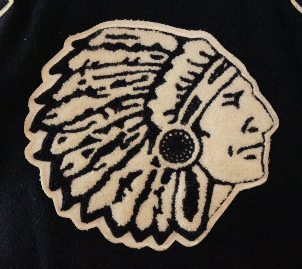 The Chief Patch on the Back