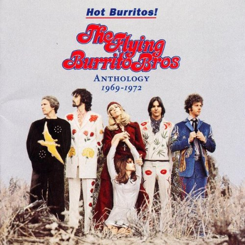 The Flying Burrito Brothers Anthology Album
