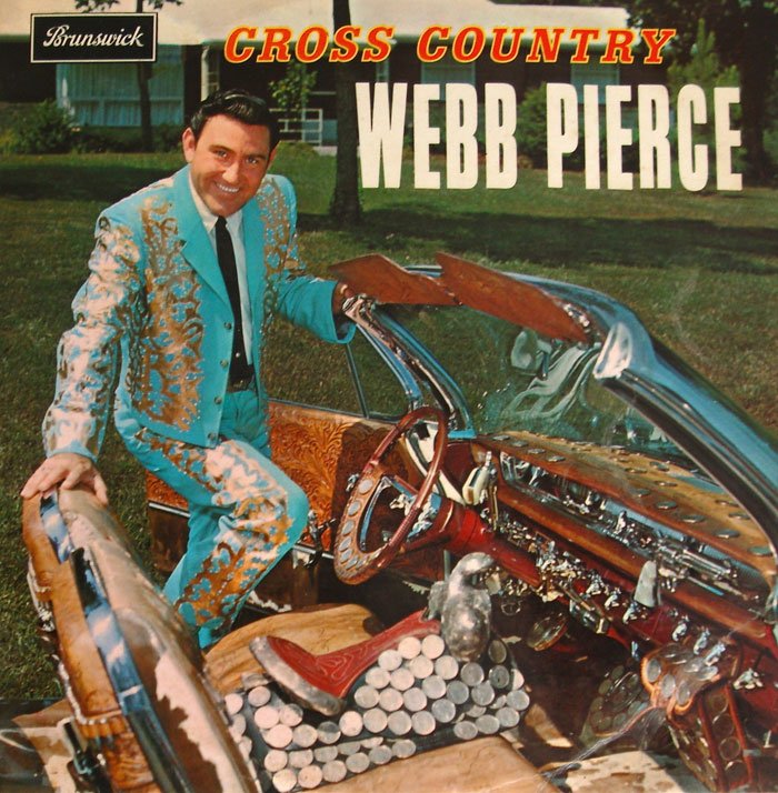 Webb Pierce Cross Country
