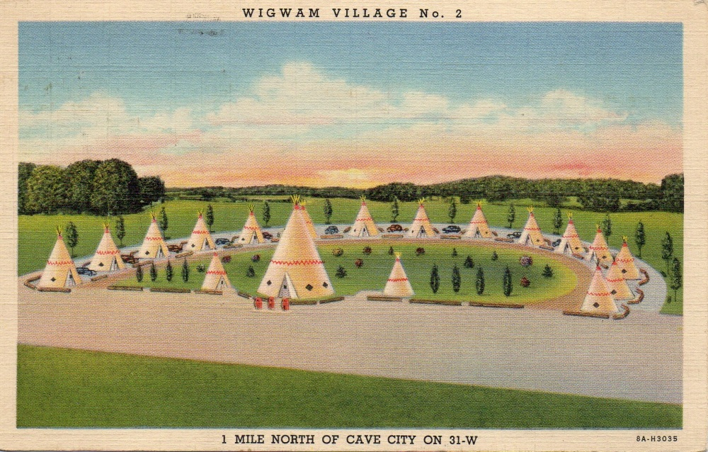 Wigwam Village No 2