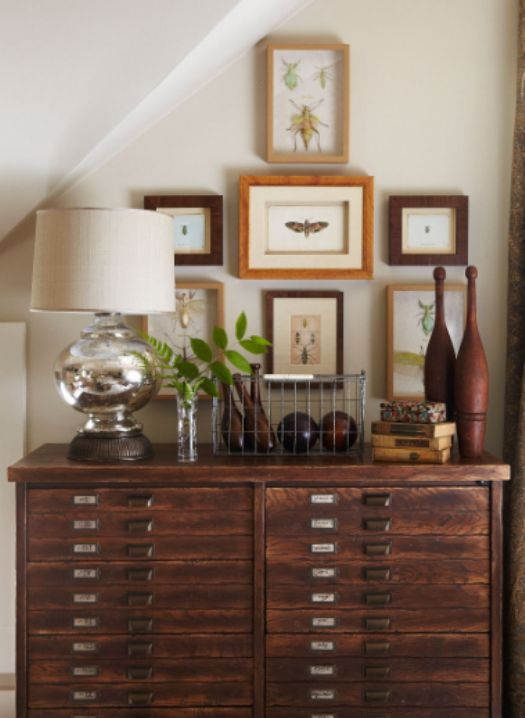 Pottery Barn Looking File Drawers