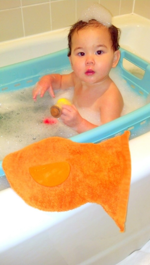 Madeleine with a Bath Fish