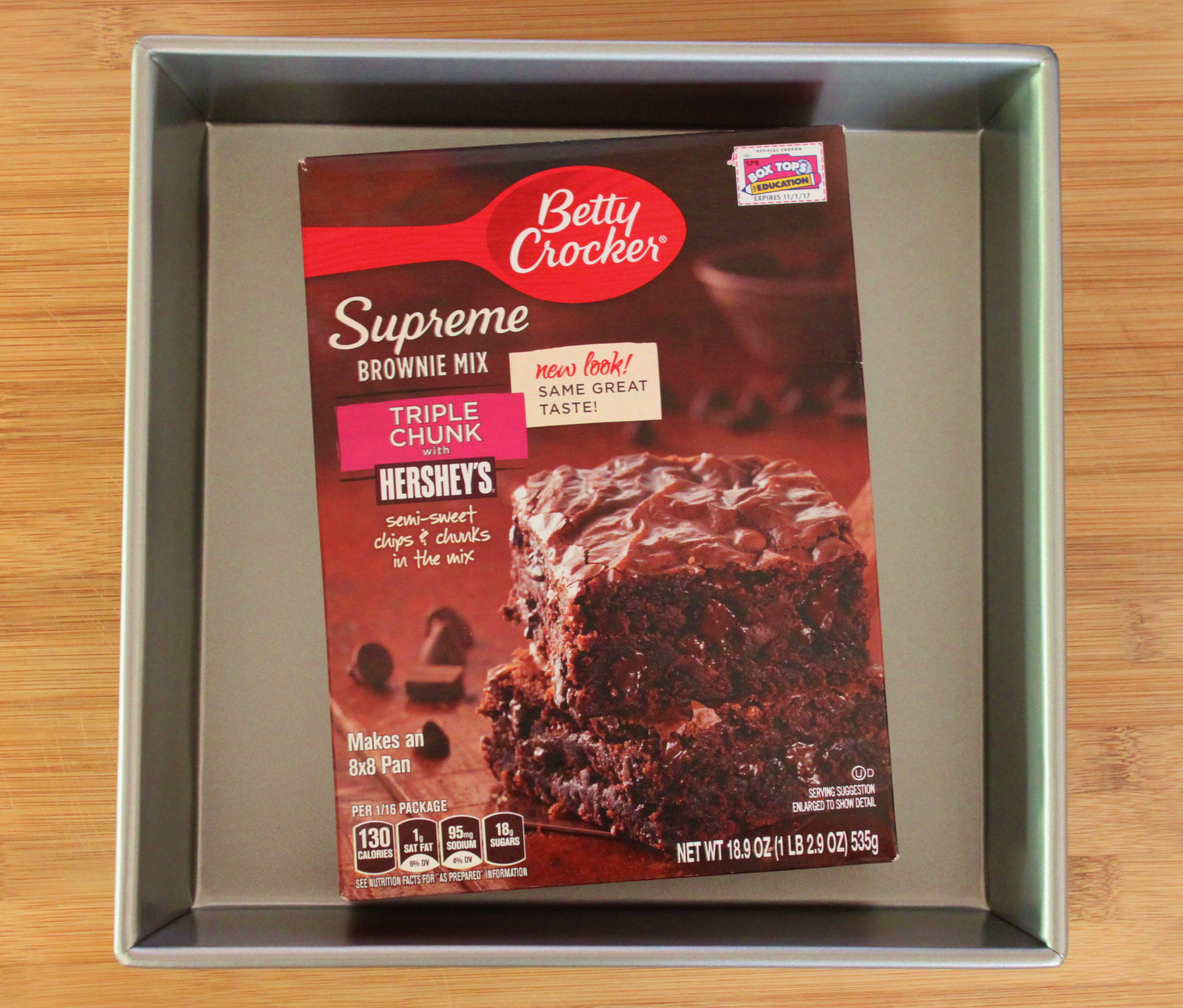 Betty Crocker Supreme Brownie