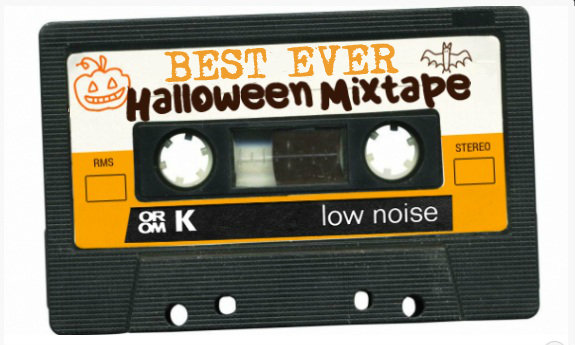 Halloween Mix Tape