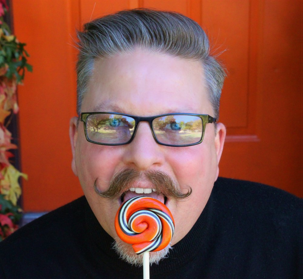 James and the Big Hammonds Lolly