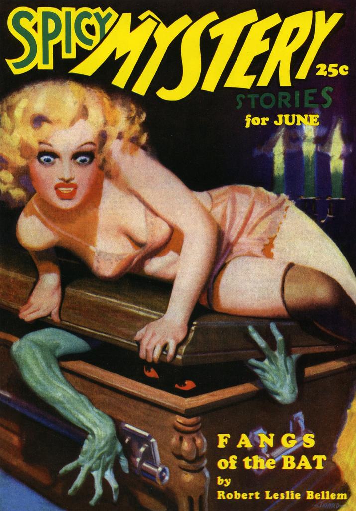 Pulp Fiction Magazine Index