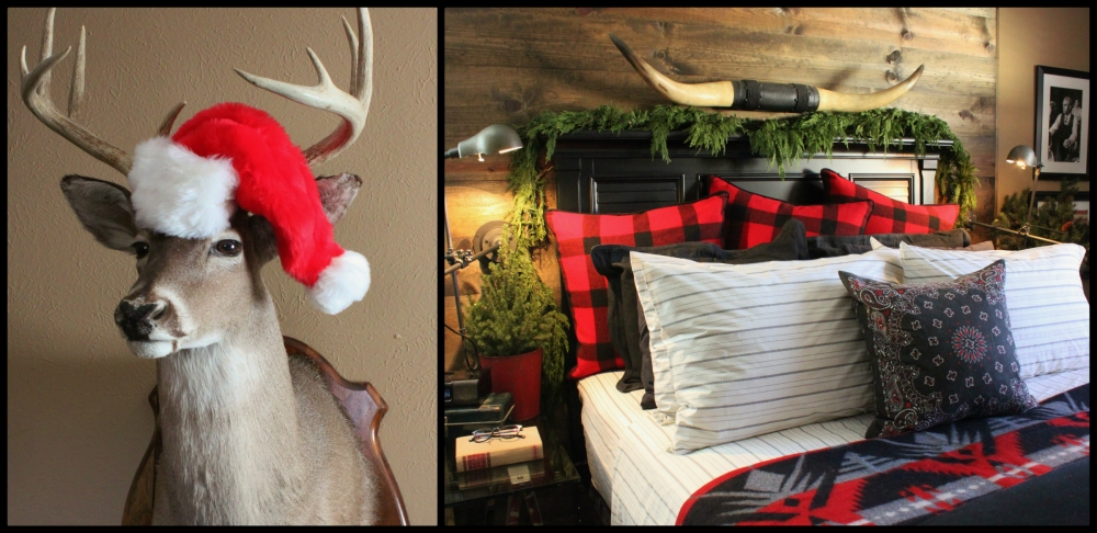 Cavender Bedroom Christmas Collage