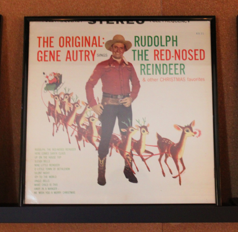 Geme Autry - Rudolph the Red Nosed Reindeer